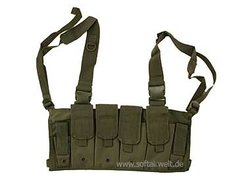 Chest Rig, oliv