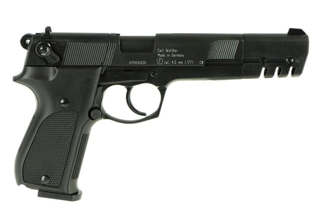 Walther CP88 Competition cal. 4,5mm