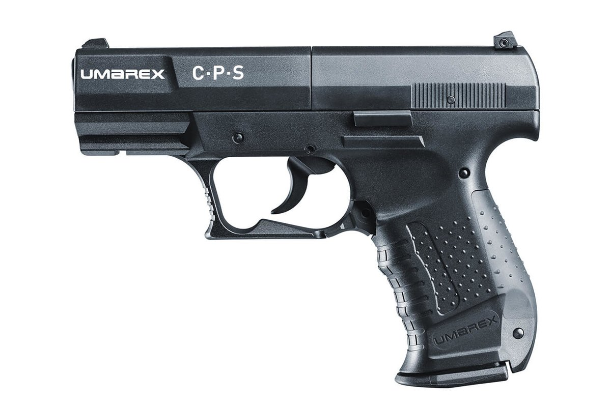 Umarex CPS NBB CO2 cal. 4,5mm