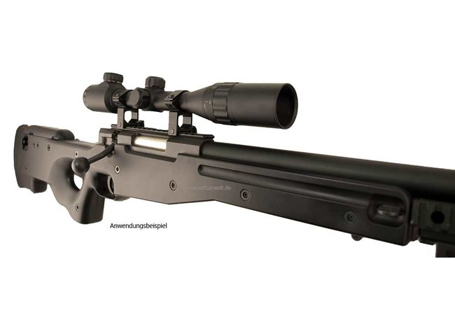 Sniper Scope 4x32 AO Dot illuminated