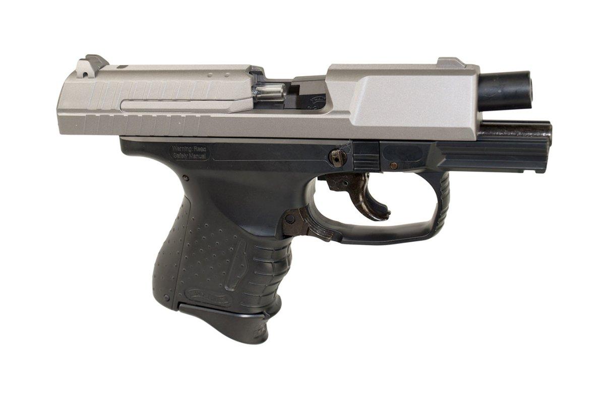 walther p99 compact bicolor mini 890