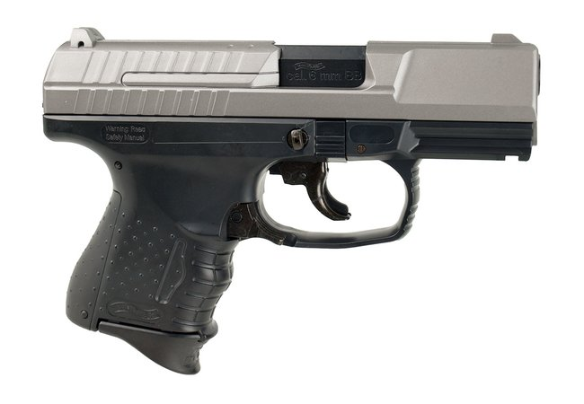 Walther P99 Compact Bicolor - Mini