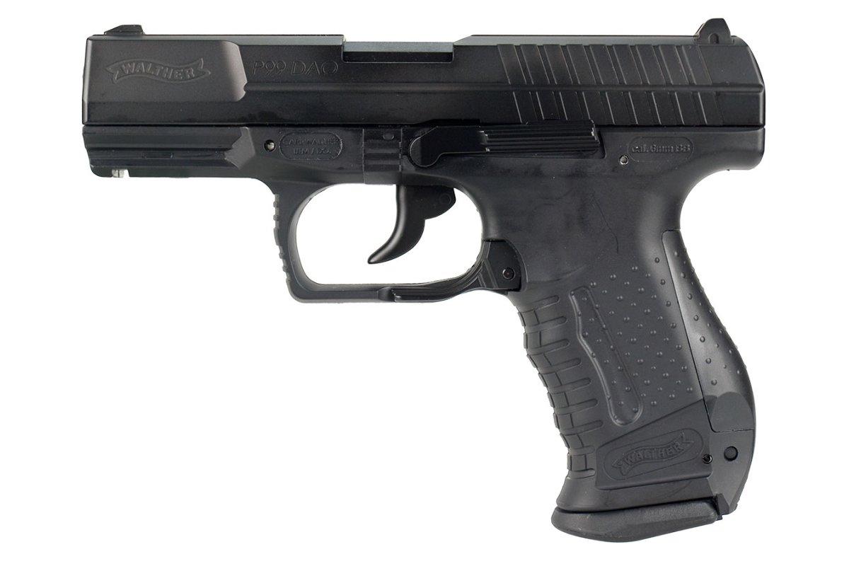 Walther P99 Spielzeug Einebinsenweisheit