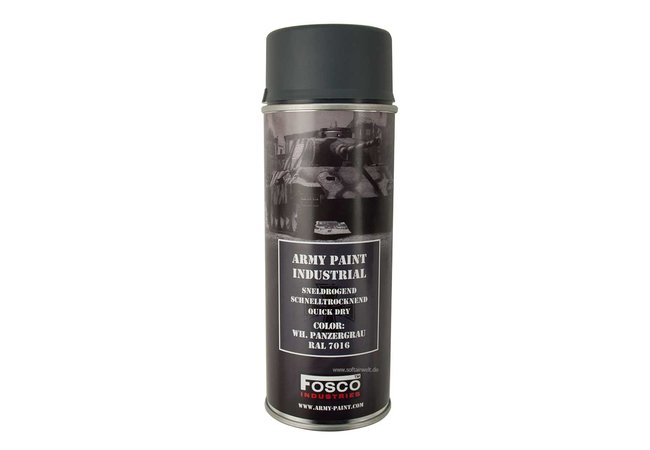 400ml Army Paint, WH. Panzergrau RAL 7016