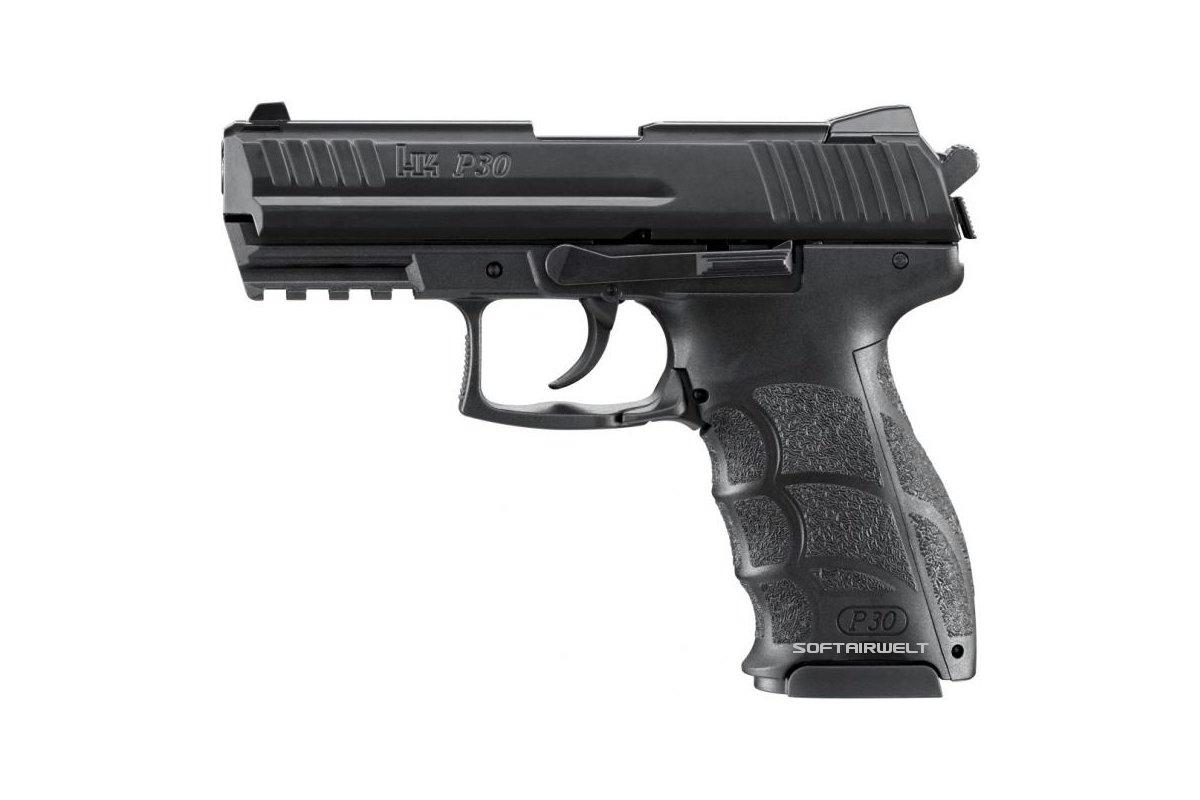 schreckschuss h k p30 schreckschuss gas signal pistole ab. Black Bedroom Furniture Sets. Home Design Ideas