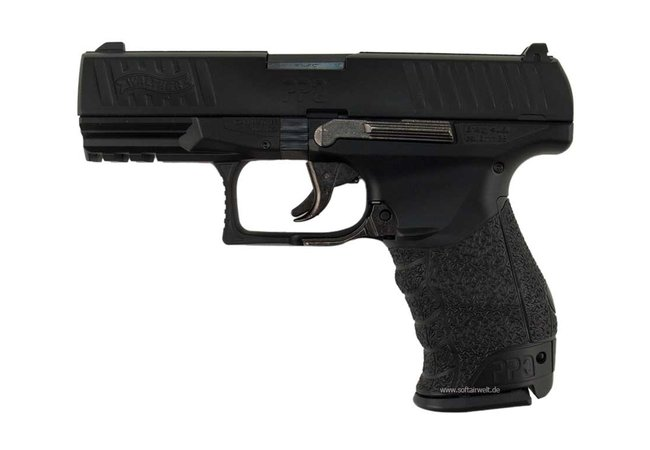 Walther PPQ HME Federdruck full metal