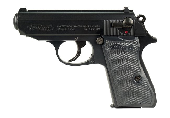 Walther PPK/S Federdruck