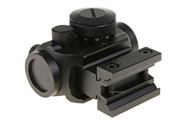 T2 Compact Red Dot, schwarz