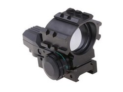 RIS Tactical Reticle Sight rot grün - 4 Dots