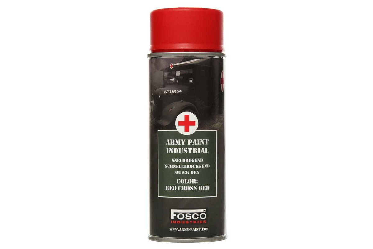 400ml Army Paint, red cross red