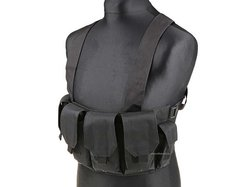 Chest Rig 8x STANAG, schwarz