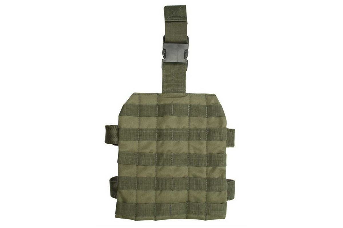 Molle Beinadapter Oliv