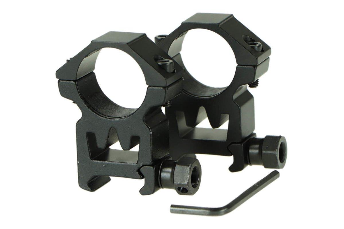 montage ringe f r optik 25 4 mm 9 90. Black Bedroom Furniture Sets. Home Design Ideas