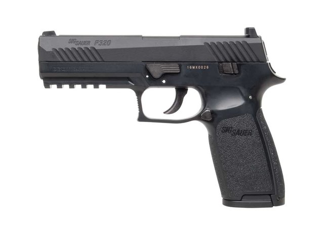 Sig Sauer P320 Blow Back Co2 cal. 4,5mm Diabolo & BB