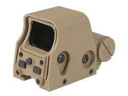 Graphic Sight 551 XTO V2, tan