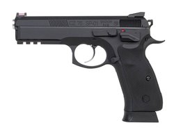 CZ SP-01 Shadow Vollmetall Gas BlowBack 6mm