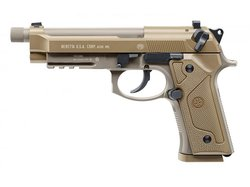 Beretta M9 A3 BlowBack FDE Co2 Pistole 4,5mm Stahl BBs