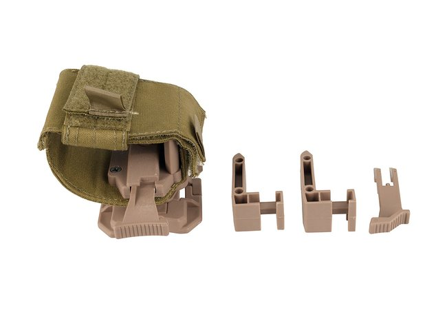 UBH Universal Molle Holster, Dark Earth