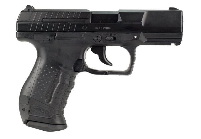 Walther P99 DAO CO2 - Bundle