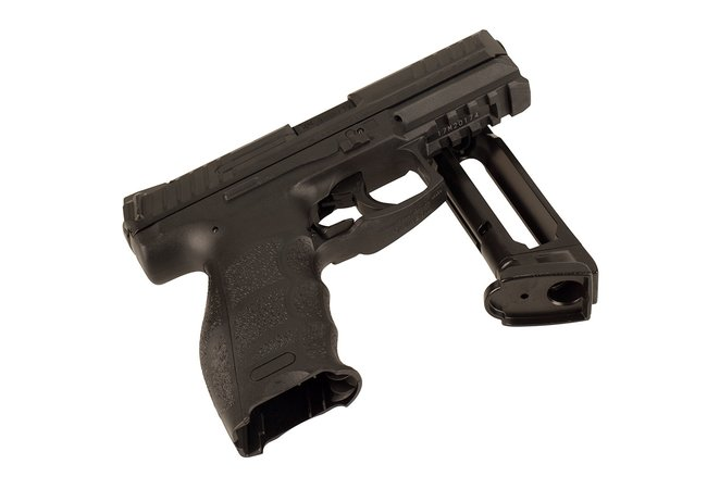 H&K VP9 CO2 BlowBack 6 mm