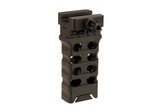 QD Ultralight Vertical Grip A Model, schwarz