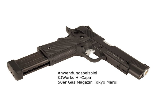 Hi-Capa 5.1 GBB Softair Pistole