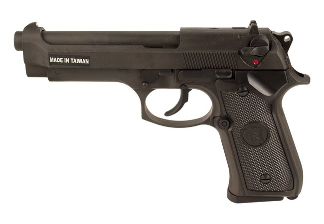 The Great Arsenal M9-heavy-weight-gbb-softair-pistole