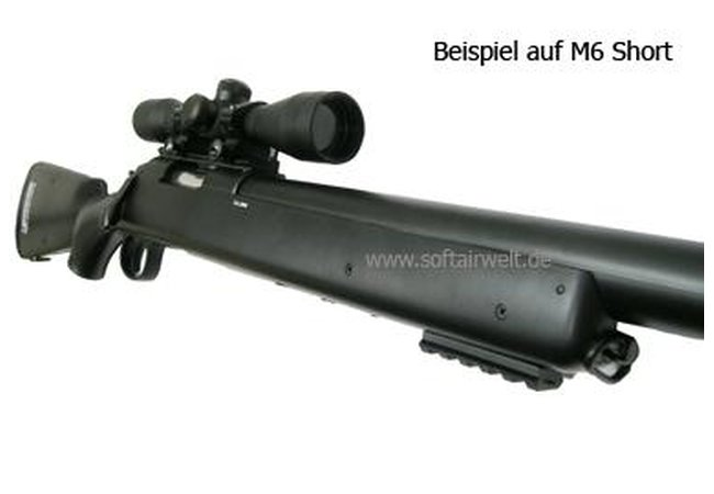 Swiss Arms Scope 4 X 32 mit Montage