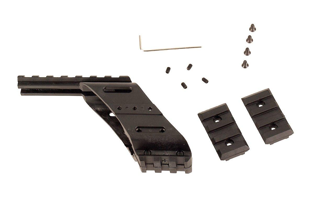 Rail Mount für Pistolen, 12,90